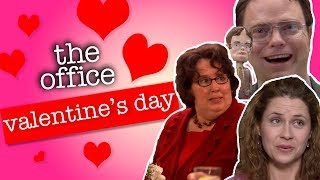 Download Valentine's Day At Dunder Mifflin  - The Office US Mp3 and Videos