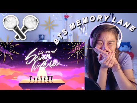 BTS (방탄소년단) 'We are Bulletproof : the Eternal' MV REACTION 💜 #2020BTSFESTA