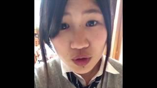 超話題の面白すぎる女子高生Reika Oozeki(おおぜきれいか)ちゃんのvin...