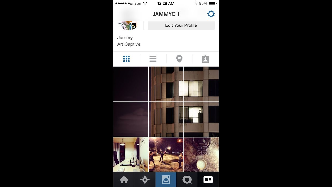 Instagram Collage Tutorial Youtube