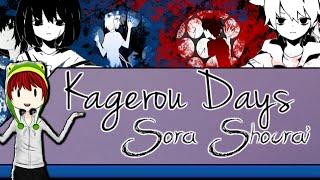 Repeat youtube video ►Kagerou Days◄ fandub latino °(o.o)°Sora Shourai°(n.n)°