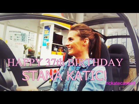► HAPPY 37th BIRTHDAY STANA KATIC!