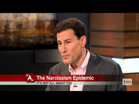 W. Keith Campbell: The Narcissism Epidemic