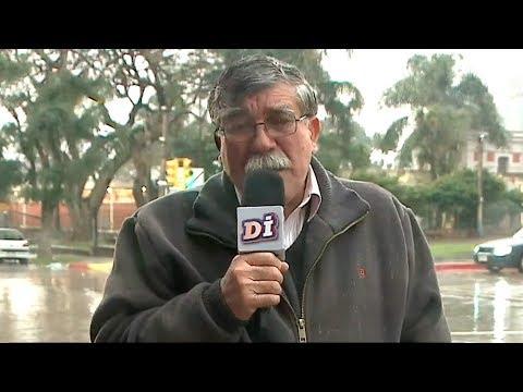 Lluvias en Montevideo persistirán hasta la mañana del sábado 26