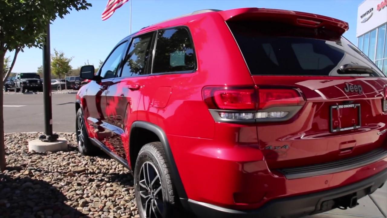 2018 Jeep Grand Cherokee Trailhawk 4x4   Jeep Dealer Philadelphia, PA