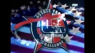 2007 State Farm USA Basketball Challenge White vs Blue FULL GAME