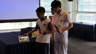 Publication Date: 2019-07-10 | Video Title: 廖寶珊紀念書院 - 中學組優異奬 -  「綠色科技創意大賽2