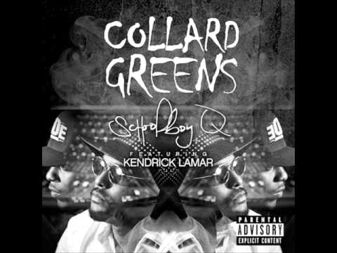 Schoolboy Q Ft. Kendrick Lamar - Collard Greens (Instrumental)