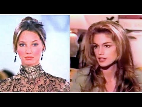 """Cindy Crawford - Calls Christy Turlington as the """"Most Beautiful Supermodel"""""""