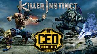 CEO 2016 - Killer Instinct - Top 8
