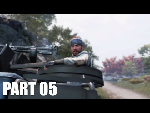 far cry 5 how to record walkthroughs