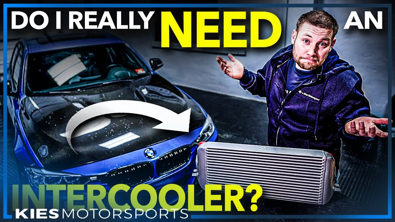 Do Turbo Cars REALLY Need an Upgraded Intercooler? (F30 BMW Performance  Mods)