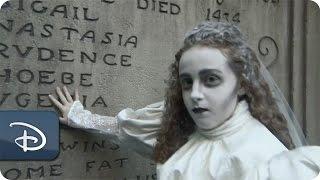 DIY Halloween: Haunted Mansion 'Ghost Bride' Makeup Tutorial