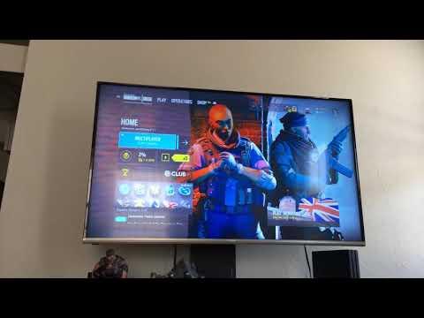 Hisense HDR 4K TV & PS4 PRO