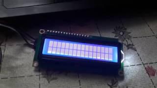 Аналізатор-візуалізатор спектру аудіо-сигналу на базі Arduino