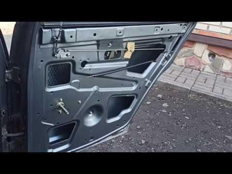 Виброизоляция дверей автомобиля