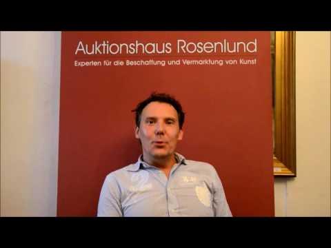 Auktionshaus Rosenlund Vorstellung Einlieferer