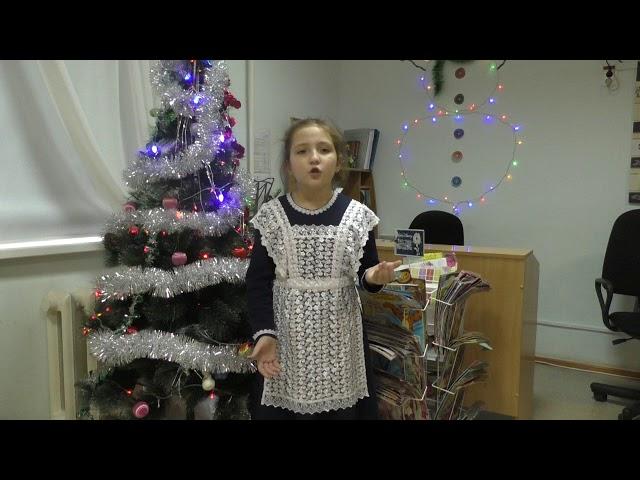 Изображение предпросмотра прочтения – АринаЗайнутдинова читает произведение «Милосердие» О.Май