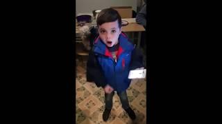 Little kids singing Mans Not Hot Compilation (Big Shaq , Asznee , KSI)
