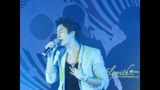 fancam 20110717 hyung jun hkfm 이 밤이 지나가면