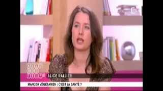 Végétarisme et Végétalisme France 5