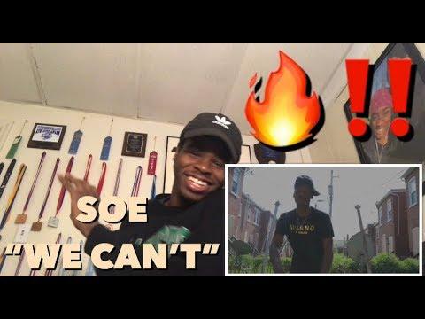 soe we can t reaction delaware s 1st rap group youtube