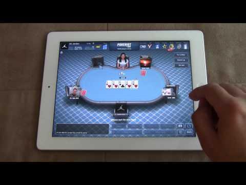 Texas Poker : IPad 2 App Review (1080p HD)