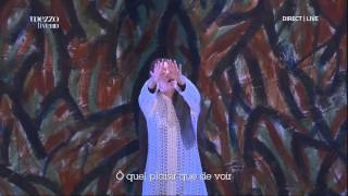 "Aria ""Solitude"" Doña Isabel The Indian Queen - Henry Purcell 2013"