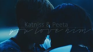 "Katniss & Peeta | ""You Love Him"" [+MJ 2]"