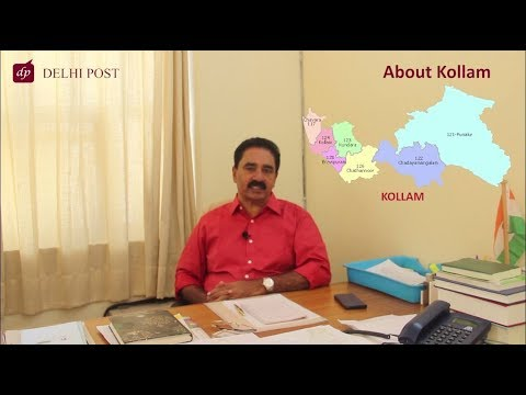 Lok Sabha MP NK Premachandran speaks to Delhi Post | Kollam | Left Wing crisis | #KnowMyConstituency
