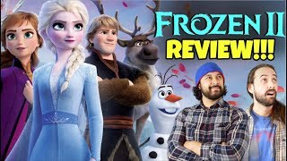 FROZEN 2 | Movie REVIEW!!!