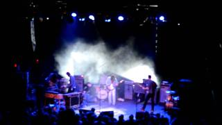 "The War On Drugs - ""Barrel of Batteries"" @ Union Transfer - 12.17.11"