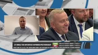 M. CHUDKIEWICZ, M. MAKOWSKI - CZY DONALD TUSK WYSTARTUJE W WYBORACH PREZYDENCKICH?