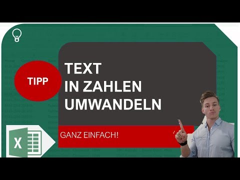 Text in Zahlen umwandeln in Excel I Excelpedia