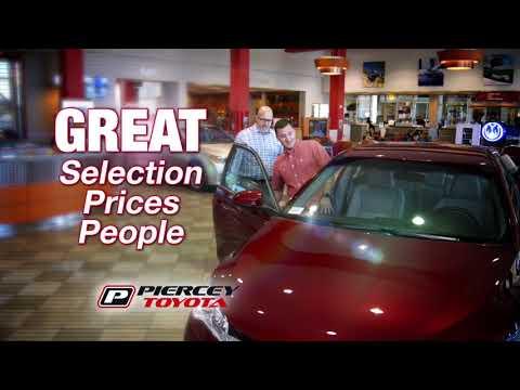 Piercey Toyota - Milpitas CA Toyota Dealership