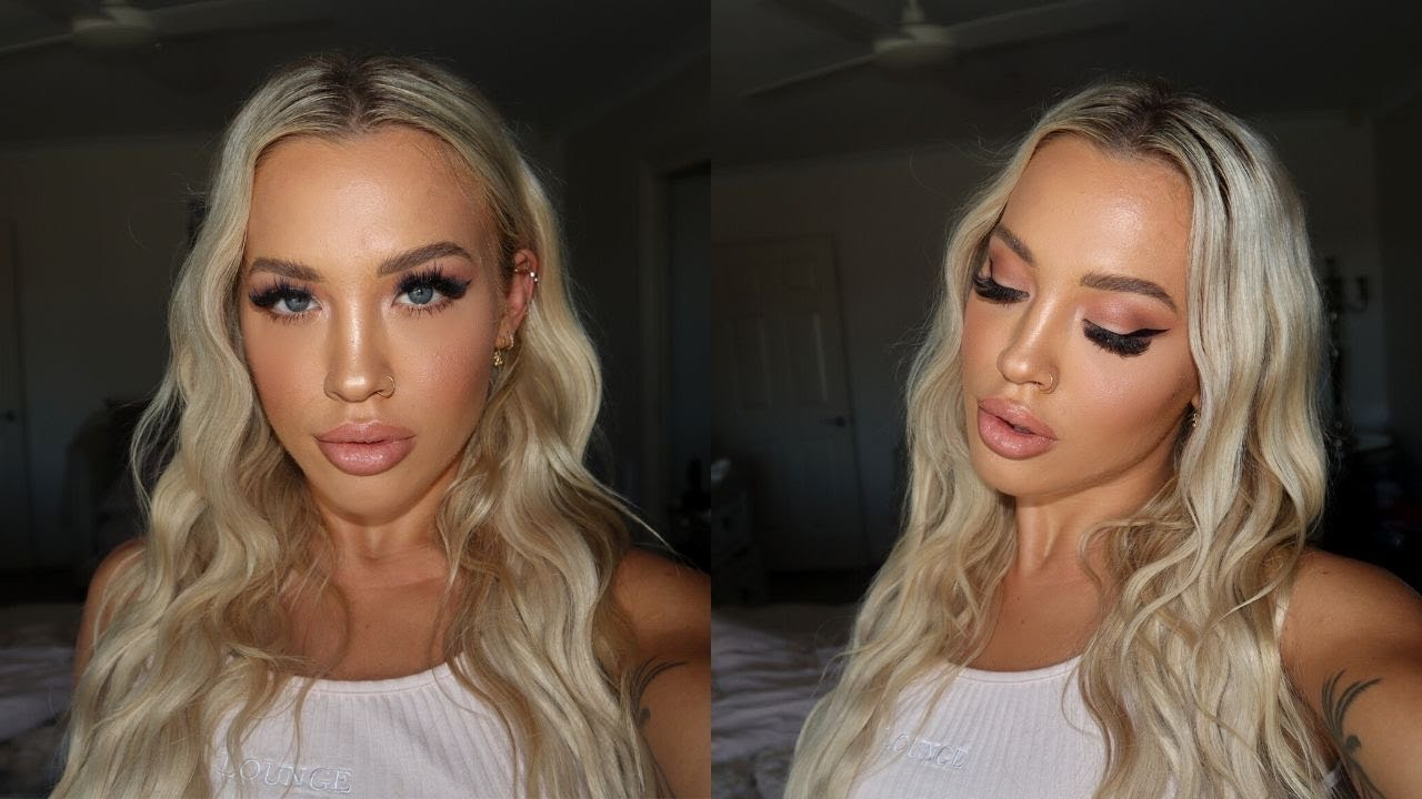 Makeup tutorial/Chit chat
