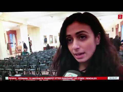 Hadia Tajik skylder på velgerne