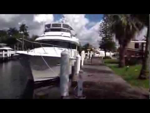 70 Hatteras 1991 Yacht for Sale – 1 World Yachts