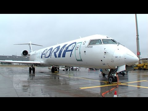 Airline Portrait Adria Airways