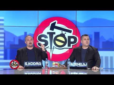 Stop - Pikantet e nje sezoni, humor e te qeshura ne Stop 1! (13 korrik 2018)