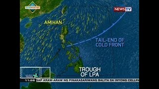 BT: Weather update as of 11:56 a.m. (March 22, 2018)