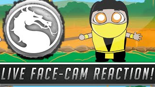 Kombat Kids: Mortal Kombat Begins – Live Reaction! (Hilarious Animated Episode)