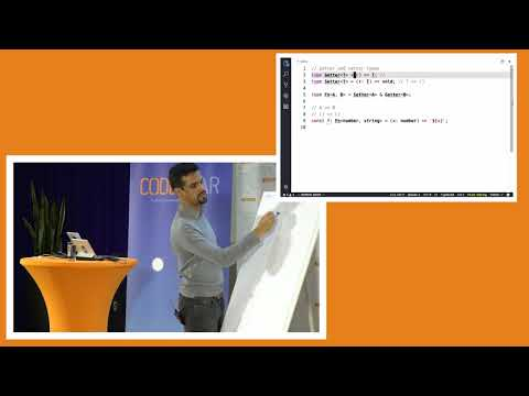 Codestar Night: André Staltz - Two Fundamental Abstractions