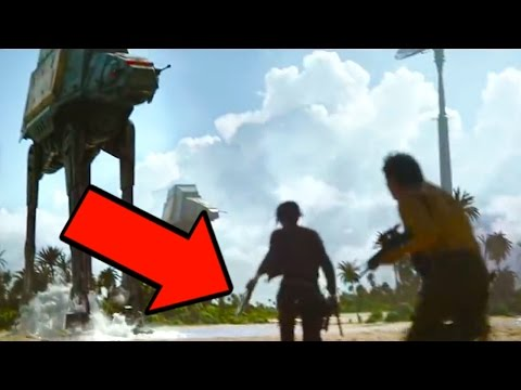 Thumbnail: Star Wars Rogue One - ALTERNATE ENDING THEORY (Deleted Scenes from Trailers)