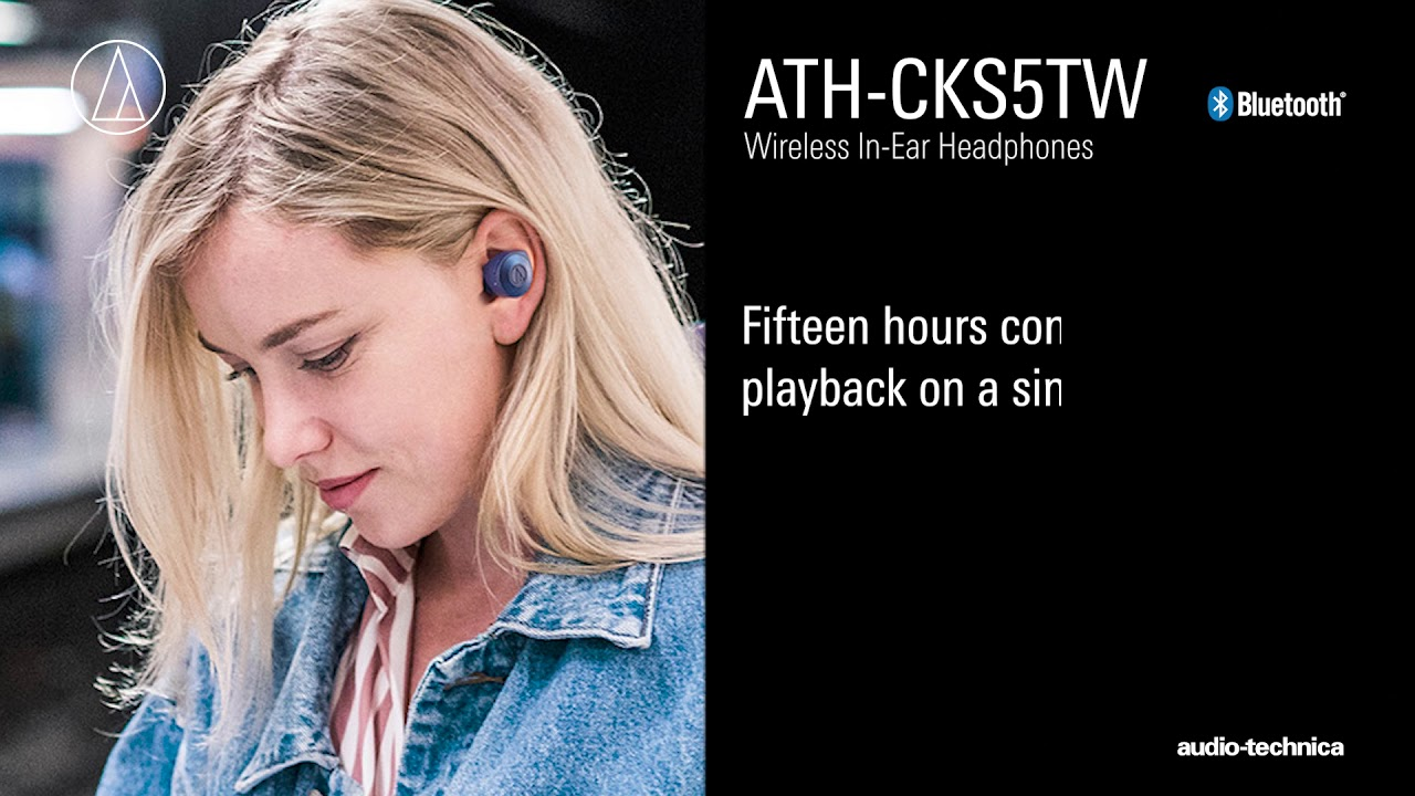 Análisis Auriculares Audio-Technica ATH-CKS5TW True Wireless