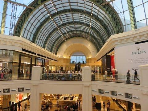 Tour of mall of emirates, Dubai
