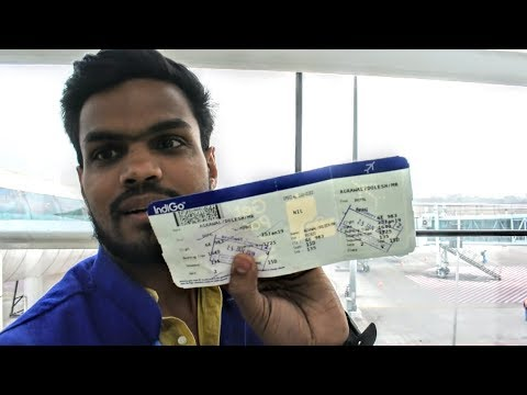 Bhopal to Mumbai flight | Indigo Airlines