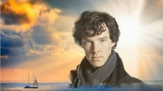Sherlock Cover photo- edit with Fotor