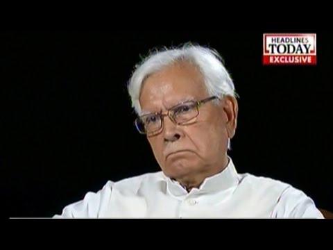 To The Point - Karan Thapar - To The Point: Natwar Singh makes revelations on Rajiv Gandhi & the Lanka botch up