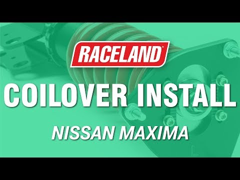 Nissan Maxima Coilovers (2004-2008)